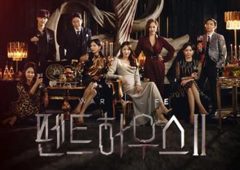 SBS 금토드라마 '펜트하우스2' 12회